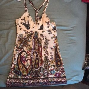 Paisley sundress